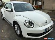 2015 VOLKSWAGEN BEETLE 1.2 MANUAL 1200 MILEAGE FSH MINT CONDITION for Sale