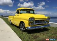 1959 Chevrolet Other Pickups Apache for Sale