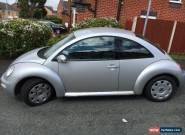 Volkswagen Beetle Late 2003 1.6lt Petrol for Sale