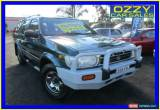 Classic 1996 Nissan Pathfinder TI (4x4) Green Automatic 4sp A Wagon for Sale