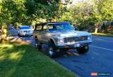 Classic 1972 Chevrolet Blazer for Sale