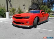 2010 Chevrolet Camaro 2SS/RS for Sale