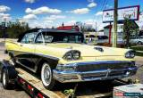 Classic 1958 Ford Fairlane for Sale