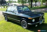 Classic 1975 BMW 2002 for Sale