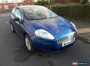 FIAT PUNTO 1.24 ACTIVE,CRACKING LITTLE CAR, LONG MOT, for Sale