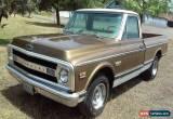 Classic 1970 Chevrolet C-10 CST for Sale