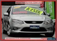 2009 Ford Falcon FG XR6 Silver Automatic 6sp A Sedan for Sale
