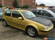 VW GOLF 1.4 PETROL for Sale