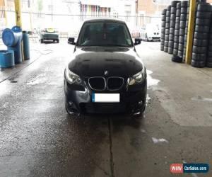 Classic 2006 BMW 520D SE BLACK for Sale