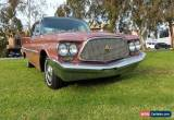 Classic 1960 CHRYSLER WINDSOR !!! for Sale
