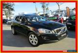 Classic 2009 Volvo XC60 DZ MY09 T6 Black Automatic A Wagon for Sale