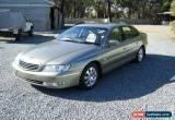 Classic 2004 Holden v6 Statesman Sedan for Sale