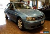 Classic 2005 Ford Falcon BF XT (LPG) Icon Blue Automatic 4sp A Sedan for Sale