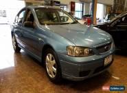 2005 Ford Falcon BF XT (LPG) Icon Blue Automatic 4sp A Sedan for Sale