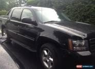 Chevrolet: Avalanche LT for Sale