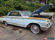 Mercury: Monterey S55 Convertible for Sale