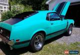 Classic Ford: Mustang Boss 302 for Sale