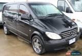 Classic 2004 Mercedes-Benz Vito Manual 6sp M Van for Sale