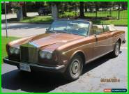 1978 Rolls-Royce Corniche for Sale