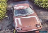 Classic Project car 1979 Mazda RX7 Group C 12A Rotary 5 speed manual for Sale