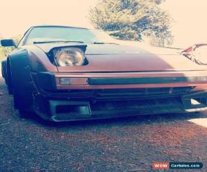 Project car 1979 Mazda RX7 Group C 12A Rotary 5 speed manual