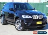 2011 BMW X5 E70 MY10 xDrive 50I Sport Carbon Black Automatic 8sp A Wagon for Sale