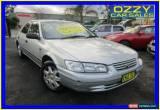 Classic 2001 Toyota Camry MCV20R (ii) CSi Silver Automatic 4sp A Sedan for Sale