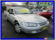 2001 Toyota Camry MCV20R (ii) CSi Silver Automatic 4sp A Sedan for Sale