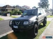Nissan GU II 3.0 Diesel 2001 for Sale