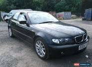 2004 BMW 318I ES BLACK for Sale