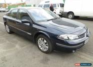 2006 RENAULT LAGUNA EXPRESSION AUTO SPARES OR REPAIR for Sale