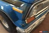 Classic 1977 Jeep J10 Levi Honcho 401 V8 Truck Honcho for Sale
