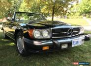 1989 Mercedes-Benz SL-Class for Sale
