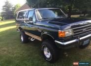 Ford: Bronco Eddie Bauer for Sale