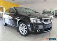 2006 Holden Statesman WM WM Black Automatic A Sedan for Sale