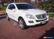 Mercedes 350ML CD Bluematic Luxury for Sale