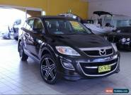 2009 Mazda CX-9 TB10A3 MY10 Luxury Black Automatic A Wagon for Sale