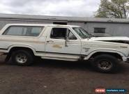 """ford bronco 85 4x4 351 auto 9"""" xa xb xc xw xy hot rod f100 for Sale"""