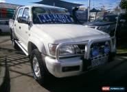 2003 Toyota Hilux KZN165R SR5 (4x4) White Manual 5sp M for Sale