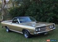 1969 Ford Ranchero GT 351W automatic for Sale
