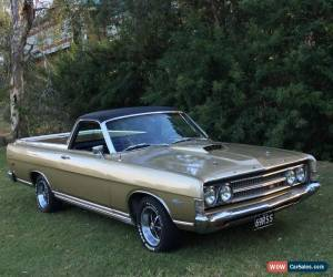 Classic 1969 Ford Ranchero GT 351W automatic for Sale