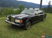 1987 Rolls-Royce Silver Spirit/Spur/Dawn Silver Spur for Sale
