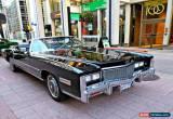 Classic 1976 Cadillac Eldorado for Sale