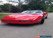 1987 Chevrolet Corvette C-4 for Sale