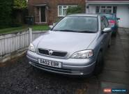 VAUXHALL ASTRA 1 OWNER 43000 MILES FROM NEW  for Sale