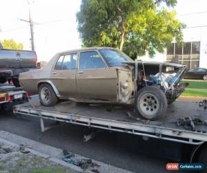 Classic HOLDEN HQ V8 STATESMAN AIR CON POWER STEER RESTO PROJECT for Sale