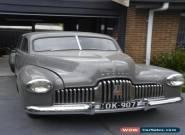 FX HOLDEN - GENUINE 49 BUILT OCT 1949 for Sale