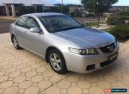 December 2005 Honda Accord Euro Auto 2.4L 140 KW One Owner Complete Logbook for Sale