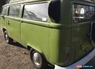 1979 VW Kombi Camper - NO RESERVE!! for Sale
