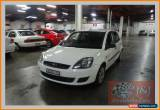 Classic 2006 Ford Fiesta WQ LX White Manual 5sp M Hatchback for Sale